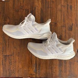Women's Adidas Ultraboost White